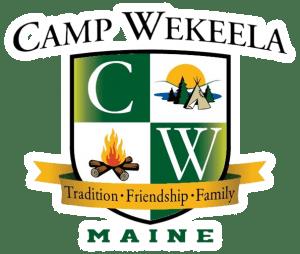 camp wekeela logo image