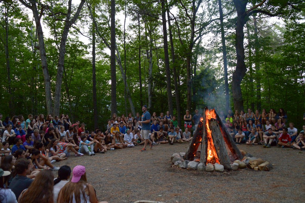 maine teen camp