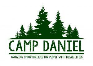 camp daniel logo