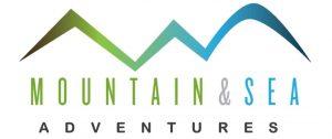 mountain and sea adventures logo