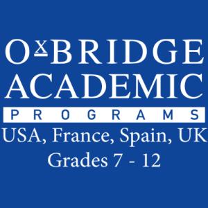 oxbridge academic logo