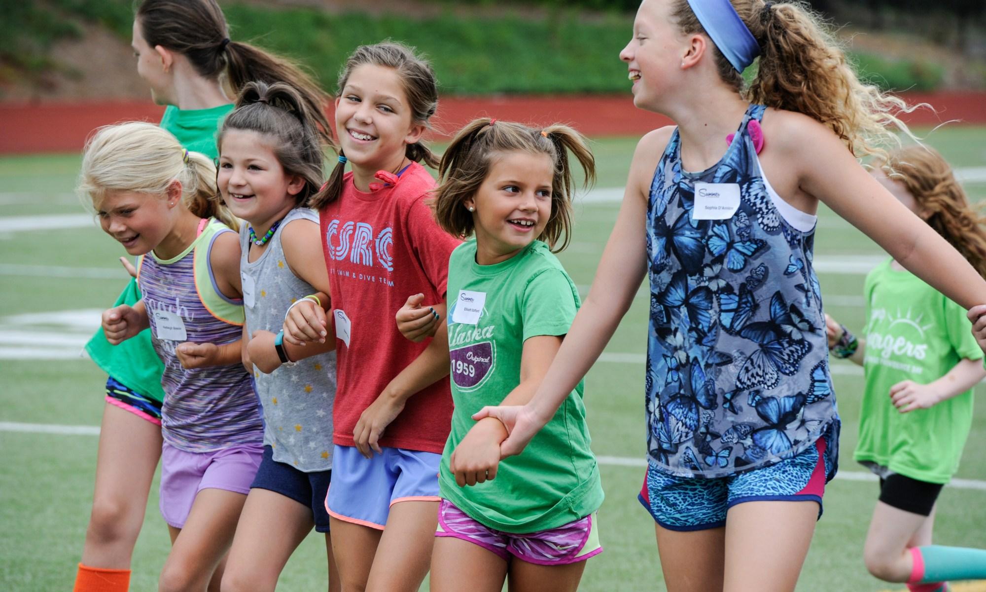 Summer Camp WK 6