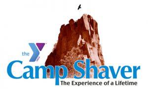 Camp Shaver Logo