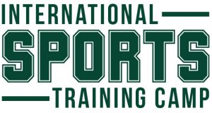 sports training camp logo