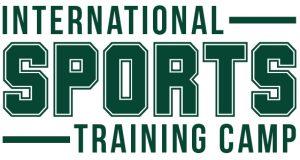 sports training camp logo