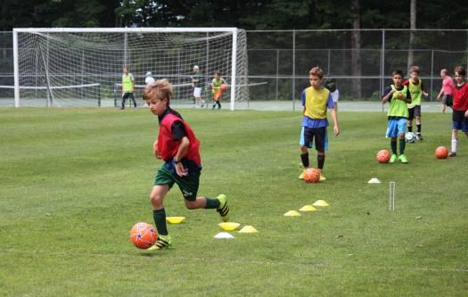 Camp Takajo 4 soccer