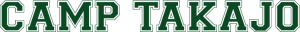 Camp Takajo logo