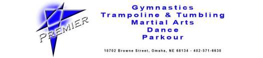 Premier Gymnastics logo