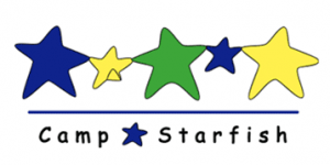 camp starfish logo