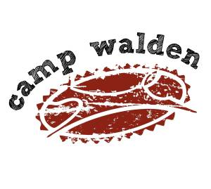 Camp Walden logo
