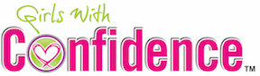 Girls with confidence logo
