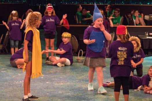 derby dinner performing arts with kids and summer camps