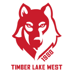 Timber Lake West Camp logo