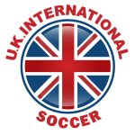 UK International Soccer logo