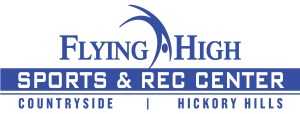 Flying High Sports & Rec Center logo