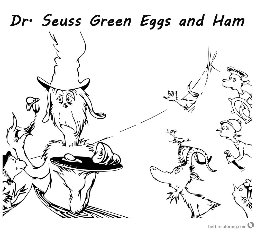 Free Printable Dr Seuss Beginner Books
