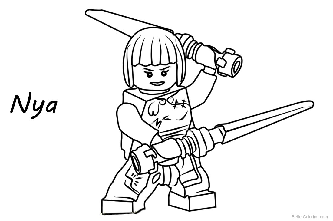 Lego Friends Printable Coloring Pages 2 Globalchin Coloring