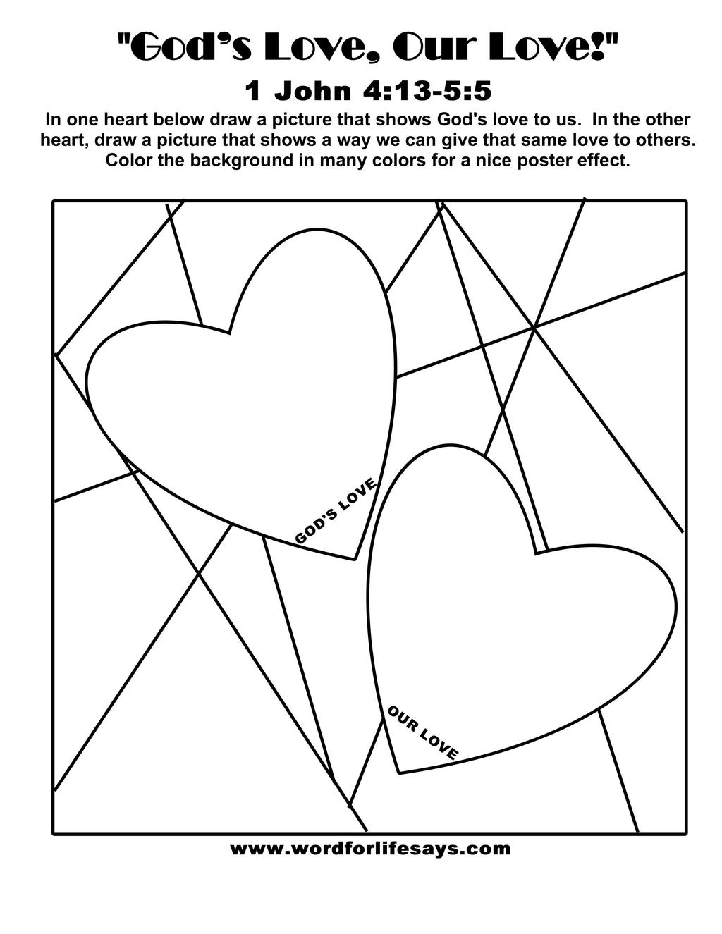 Love Your Neighbor Coloring Pages Valid Is