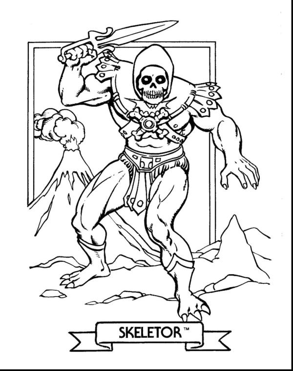 he man coloring pages # 48