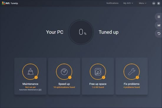 AVG TuneUp Crack patch