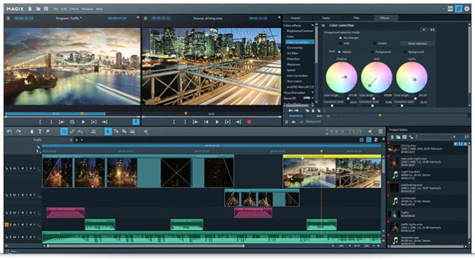 MAGIX Video Pro X11 Serial Key