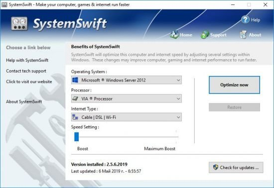 SystemSwift Crack Patch