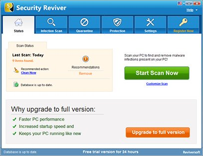 Reviversoft Security Reviver Crack Patch