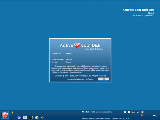 Active Partition Recovery Ultimate serial Key