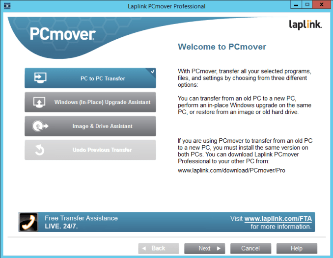 PCmover Professional Crack Patch