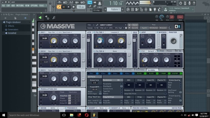 Native Instruments Massive Serial KEy