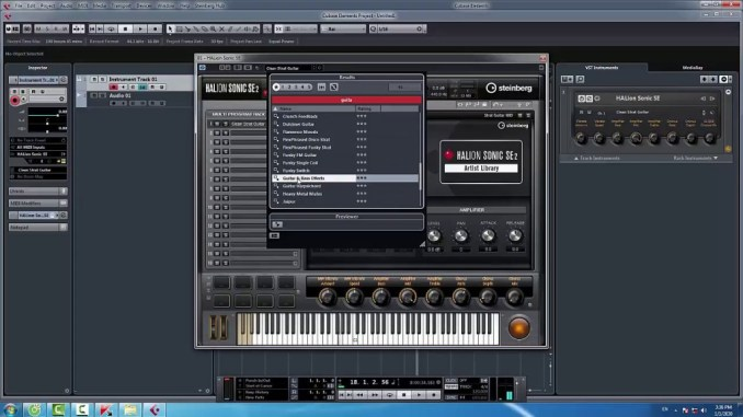 Steinberg Cubase Elements Free Download