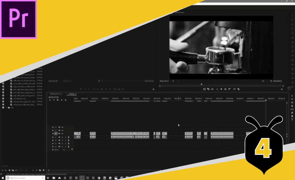 Edit Faster by Organizing & Pulling Selects in Premiere