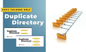 Read more about the article How to Copy a Folder Structure Without Files