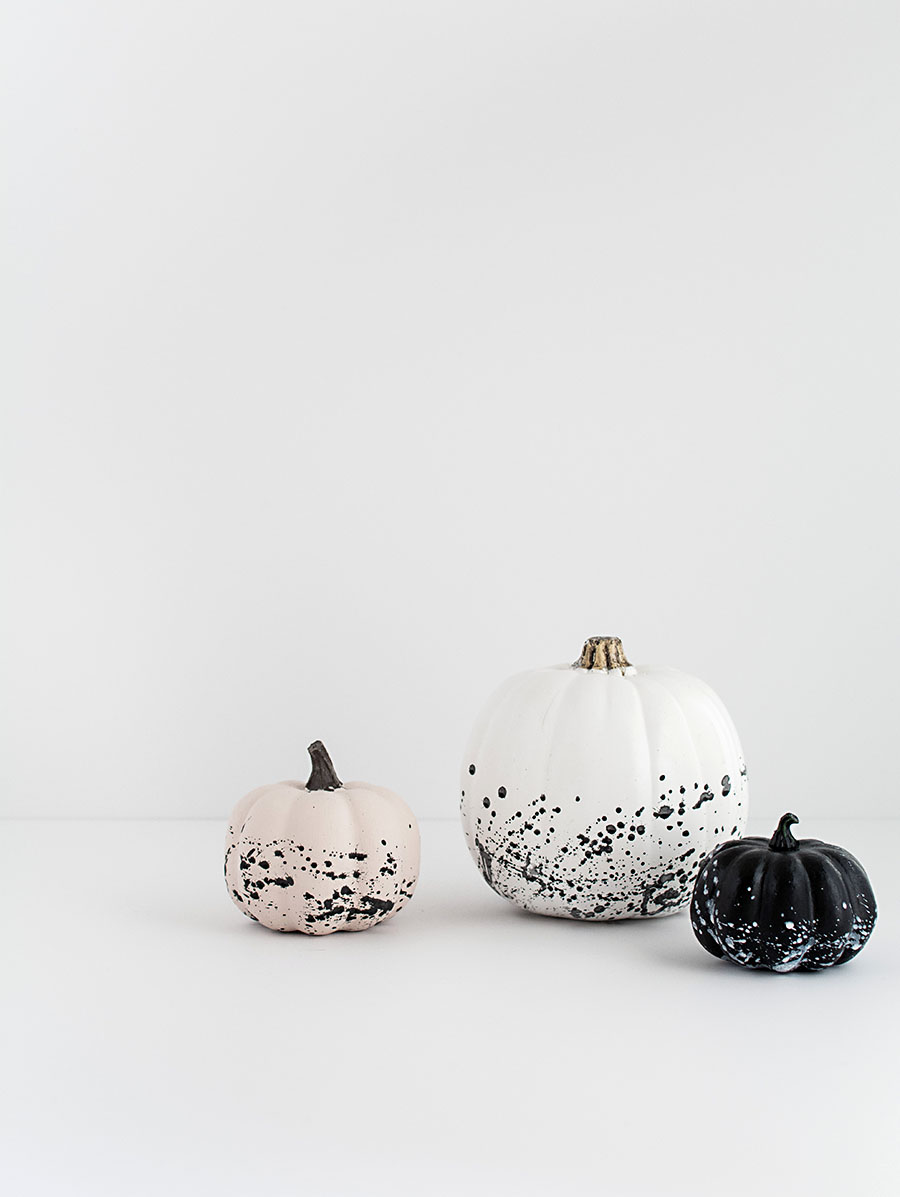 minimal Halloween decor | easy Halloween decor | DIY Halloween decorations | modern Halloween decor