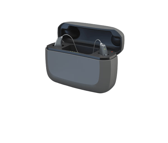 Rechargeable Receiver In Canal Hearing Aid