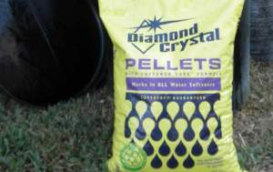 water softener pellets