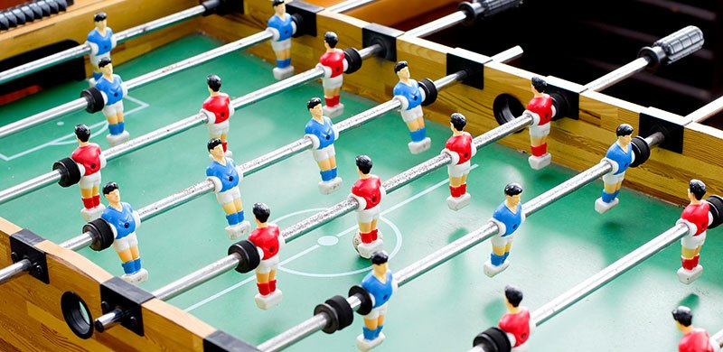 Game Room Top Picks Best Foosball Tables For The Money