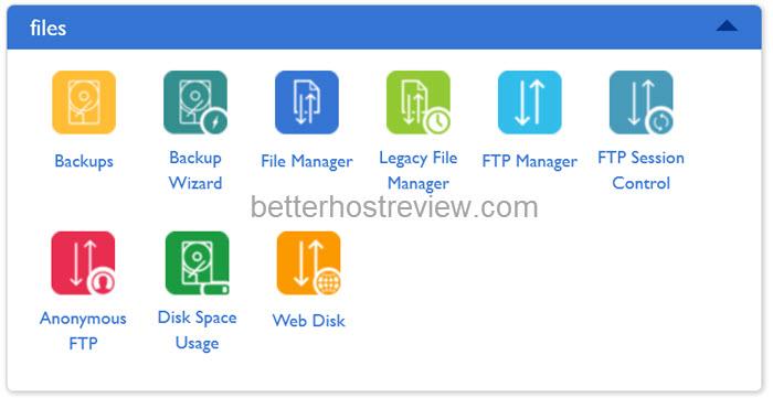 Upload files to VPS server – Better Host Review