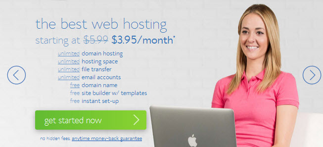 best web hosting bluehost