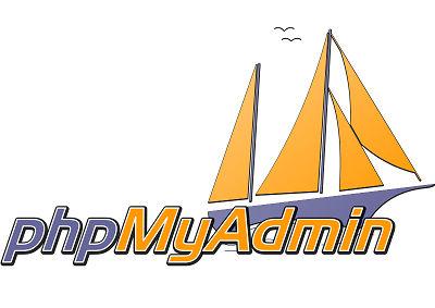 phpmyadmin mysql database management tool