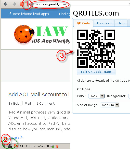 Send URL Links from Computer to Mobile – Better Host Review
