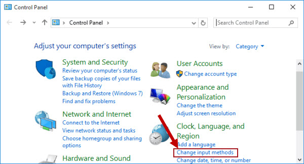 Change Input Language and Method on Windows 10 PC – Better Host Review