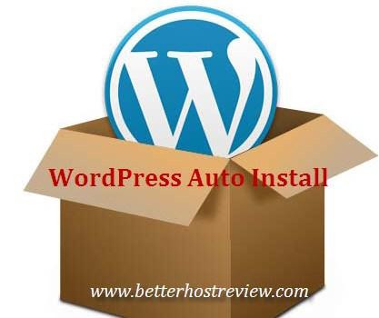 How to Install WordPress Automatically?
