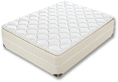 Spring Air Alexis Pillow Top Full Mattress Set
