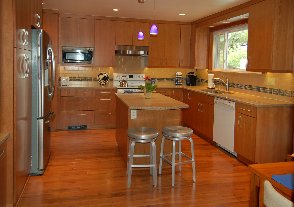 1970's kitchen renovation, arlington heights il - better kitchens