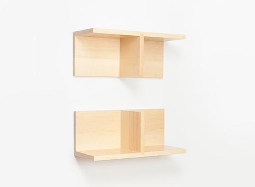 10x10 Shelves