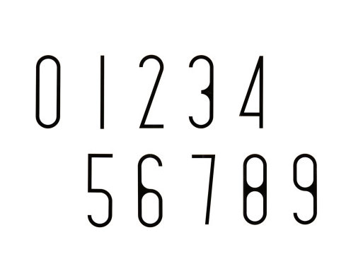 2213 House Numbers