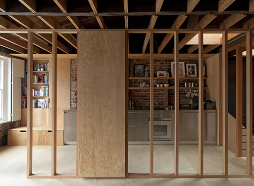 Frame House Jonathan Tuckey
