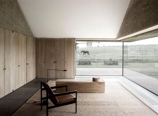 Daphine Floor Lamp in Van Duysen Interior