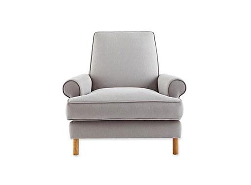 Elder Chair silver